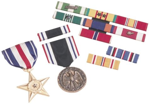 medals military records