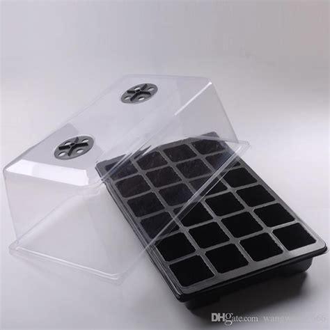 vasi in plastica prezzi compre 24 c 233 lulas buraco vegetal bandeja de sementes de
