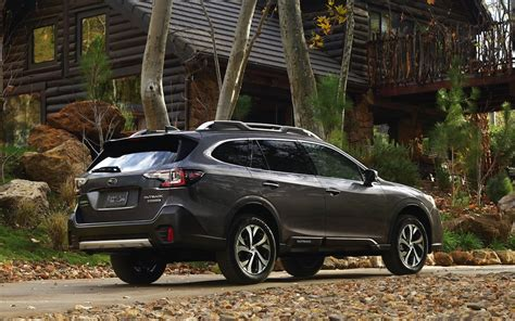 Subaru Outback 2020 by Subaru Launches Best Outback Suv Thedetroitbureau