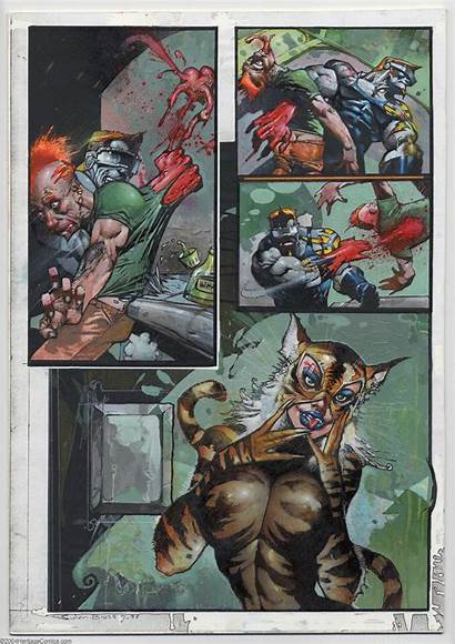 Simon Coldwater Bisley Heavy Metal 1999 March