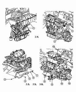 2004 Dodge Grand Caravan Valve  Variable Restrictor  Air