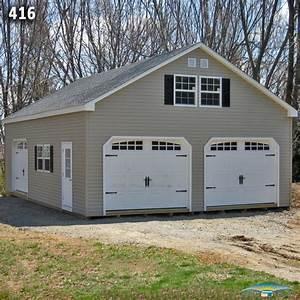 2 car 2 story garage two story garage horizon structures With 24x36 metal garage