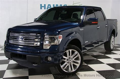 ford   wd supercrew  limited  haims