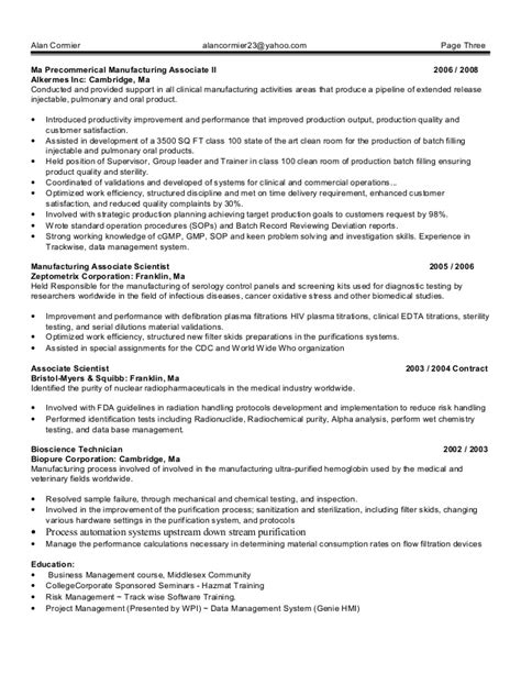 Updating A Resume 2015 by Ajcormier New Update 2015 Resume
