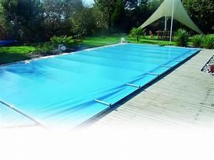 Bache À Barre Piscine : bache piscine elastique ~ Melissatoandfro.com Idées de Décoration