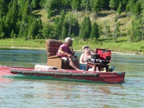 Hillbilly Boat boating 1funny