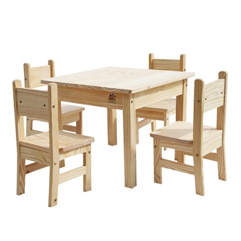lil play table and chair set