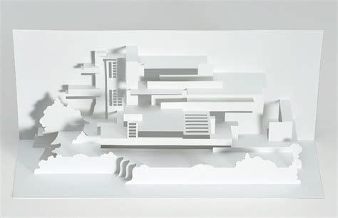 product   week frank lloyd wright paper models