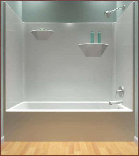 piece bathtub surround unit  piece bath shower
