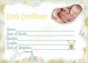 New arrival reborn baby birth certificate you print baby for Reborn birth certificate template