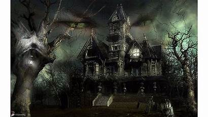Scary Halloween 4k Background Spooky Wallpapers Happy