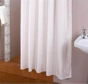 Wäschetrockner 45 Cm Breit : textil duschvorhang extra breit 320x200 cm uni weiss 320 cm breit 320x200 cm textil ~ Buech-reservation.com Haus und Dekorationen