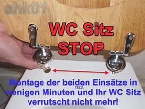Wc Sitz Befestigung : wc sitz stop stabile deckel befestigung sicher rutschfest ~ A.2002-acura-tl-radio.info Haus und Dekorationen