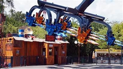 Holiday Park Sky Fly Attraktionen Juli Parkerlebnis