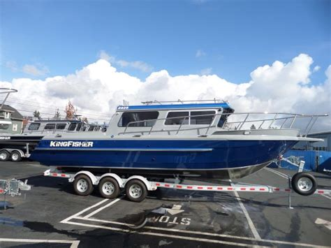 Kingfisher Tiller Boats For Sale by Kingfisher New And Used Boats For Sale