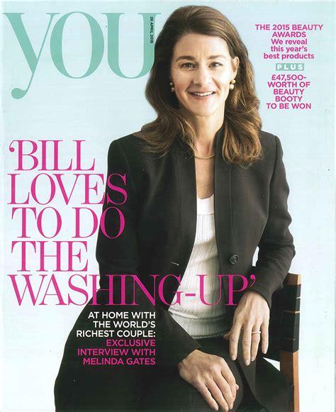 You Mag: World's Richest Couple Bill & Melinda Gates ...