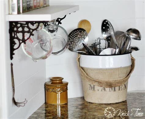 kitchen utensil holder ideas space saving utensils storage ideas trends4us com