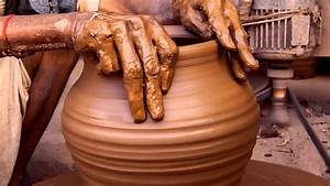 Making A Clay Pot Hd Avi