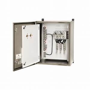 Manual Transfer Switch Breakers