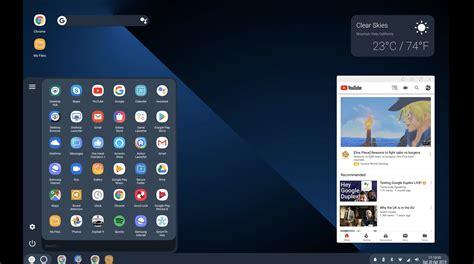 android  desktop mode   running  experimental