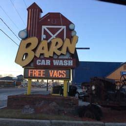car wash barn the barn carwash 12 anmeldelser bilvask 95 squire rd