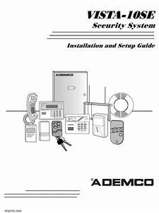 Ademco N7227v5 Installation And Setup Manual Pdf Download