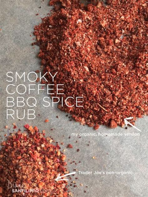 This is a vegan and gluten free recipe, and depending on how you make it, it can also be paleo (if you use coconut sugar). Trader Joe's Recipes | Spice rub, Bbq rub recipe, Coffee rub recipe