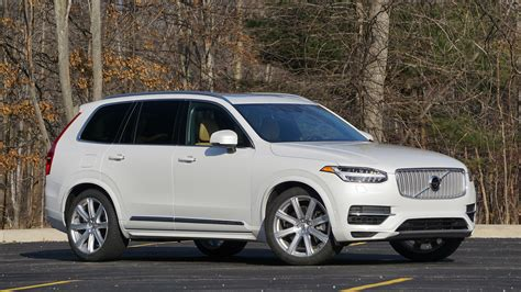 2017 Volvo Xc90 Review Just Don't Pick The Phev