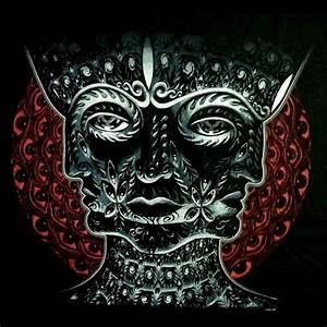 Toll triple faces | Progressive Rock | Pinterest ...