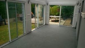 une veranda a la place d39une terrasseaout 2013 youtube With couvrir une terrasse avec des tuiles