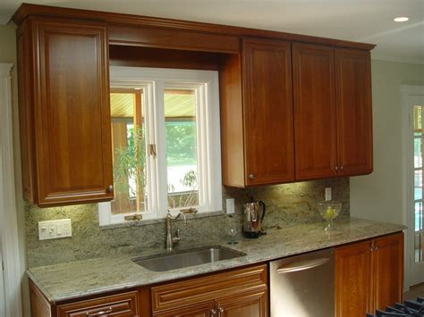 Finishing Above A Kitchen Window  Design Build Planners