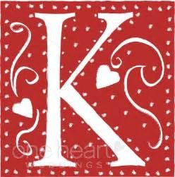 diy wedding programs letter k clipart wedding heart font