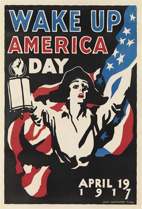 Wake Up America Day Wikipedia