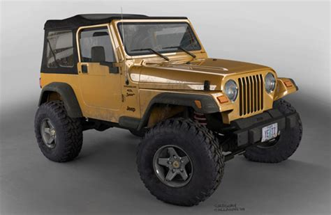 old jeep models 50 of the most stunning 3d renders zhoogs top lists