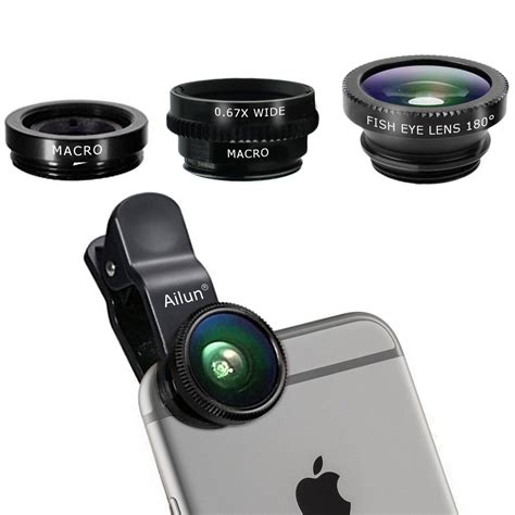 10 best eyeglass lenses images iphone lens kits for 10 imore