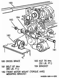 I U0026 39 M Trying To Replace The Water Pump On A 1994 Buick Park