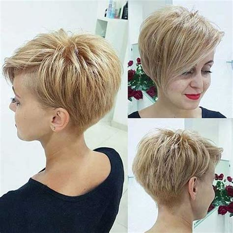Pixie Stacked Hairstyles by 30 Best Haircuts For Hair Crazyforus