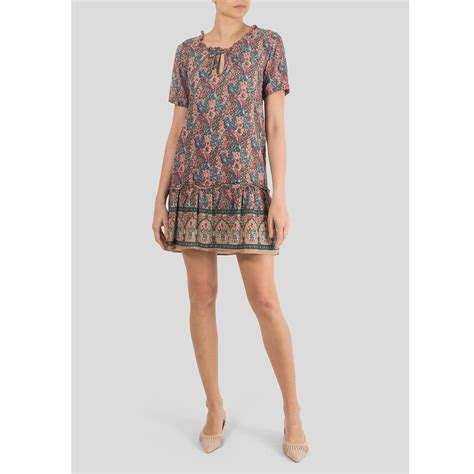 Rent or Buy BA&SH Floral Print Cotton Dress from ...