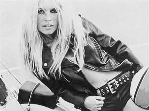 Rocker Girl meets Fashionista meets Objectivist: Brigitte ...  Brigitte