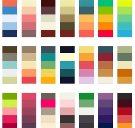 paint colors that go together image result for 4 colors that go together knitting