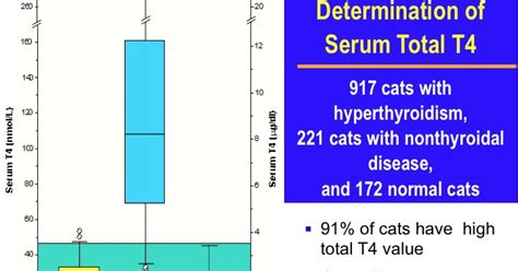 free t4 serum normal range insights into veterinary endocrinology q a can nonthyroidal illness suppress free t4