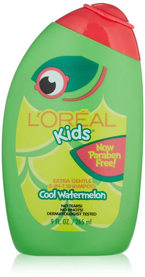 Amazon.com : L'Oreal Kids Extra Gentle 2-in-1 Shampoo With