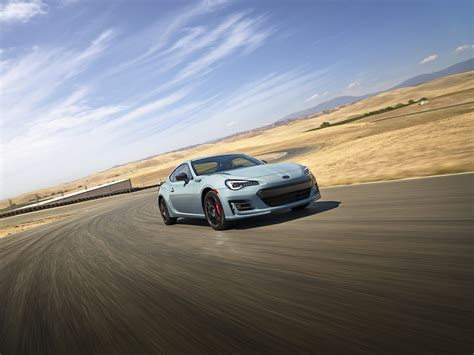 subaru brz gains seriesgray special edition