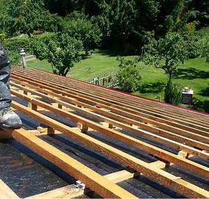 Dach Trapezblech Verlegung : das dach grundbegriffe der dachplattenprofi ~ Whattoseeinmadrid.com Haus und Dekorationen