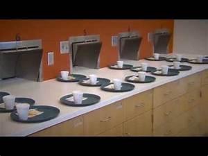 Food Processing Center: Sensory Lab - YouTube