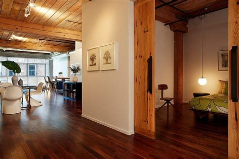 Urban Loft By Torrence Architects  A Interior Design