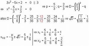 Grenzwert Online Berechnen Mit Rechenweg : quadratische gleichungen ~ Themetempest.com Abrechnung