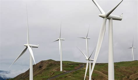 wind turbines store energy   breezy days huffpost