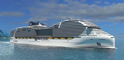 Biggest Passenger Capacity Cruise Ship In The World U2013 WordlessTech