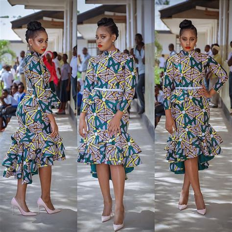 jokate mwegelo mishono ya vitenge fashion